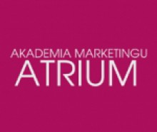 Logo Akademia Marketingu ATRIUM