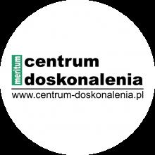 Logo Centrum Doskonalenia Zarządzania Meritum
