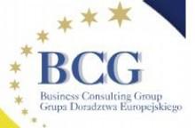 "Grupa Kapitalowa ""Business Consulting Group"" Sp. z o.o."