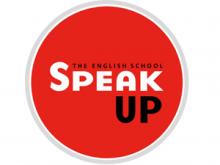 Logo Speak Up - Szkoła języka angielskiego