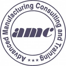 Logo AMC Advanced Manufacturing Consulting and Training