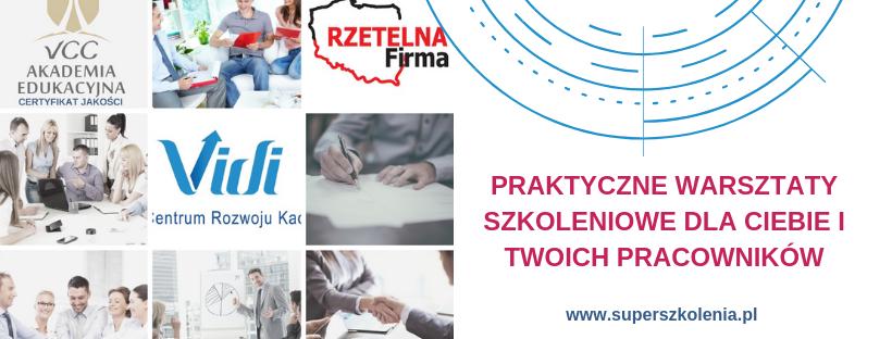 VIDI Szkolenia dla handlowców i kadry kierowniczej