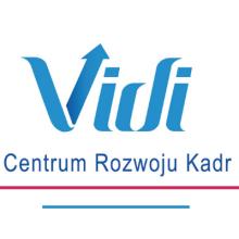 Logo VIDI CENTRUM ROZWOJU KADR