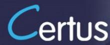 CERTUS Centrum Szkolenia i Doradztwa Sp. z o.o.