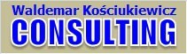 Waldemar Kościukiewicz C O N S U L T I N G