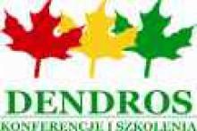 Logo Dendros - konferencje i szkolenia