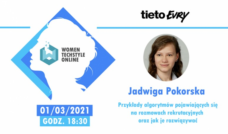 Kobiety z branży IT na wspólnym wydarzeniu: Women TechStyle Online #4