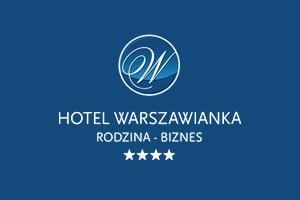 Hotel Warszawianka **** - logo