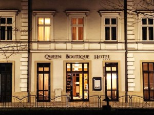 Queen Boutique Hotel****