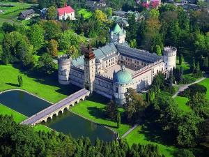 Zespół Zamkowo – Parkowy w Krasiczynie