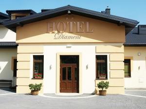 Hotel Diament** - Restauracja Zajazd u Przemka