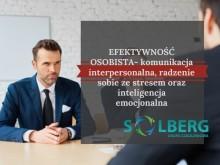 EFEKTYWNOŚĆ OSOBISTA KOMUNIKACJA INTERPERSONALNA Z ELEMENTAMI INTELIGENCJI EMOCJONALNEJ