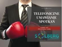 TELEFONICZNE UMAWIANIE SPOTKAŃ- COLD CALLING