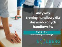 26-27 kwietnia w Poznaniu Zaawansowany Praktyczny Trening Sprzedaży B2B
