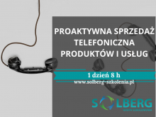 Proaktywna sprzedaż telefoniczna produktów i usług