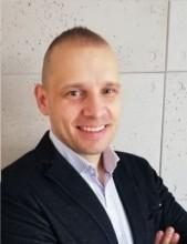 Trener Daniel Matela