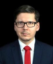 Trener Grzegorz Olechniewicz
