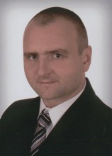 Trener Rafał Popiel