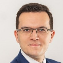 Trener Marcin Frąckowiak