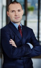 Trener Grzegorz Cherek