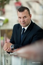 Trener Piotr Jankowski